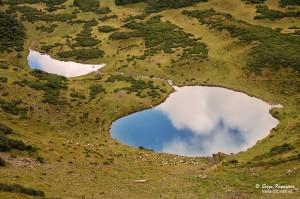 Vorozheska lakes