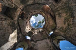 Czerwonogrod castle