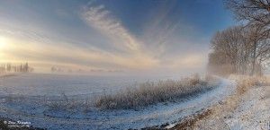 Nice winter morning